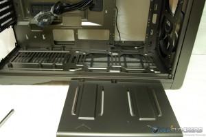 HDD Cage Platform Removed