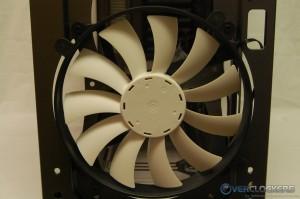 Front 200 mm Intake Fan