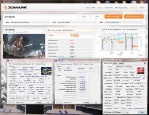 3960X + HD 7970 - 7482