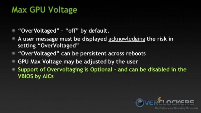 Max GPU Voltage Optional