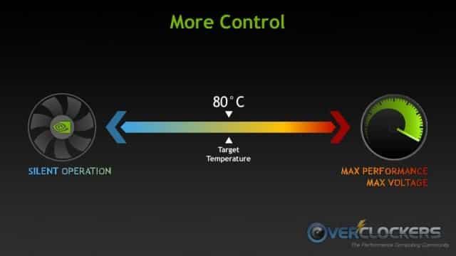 Pick Your Target Temperature