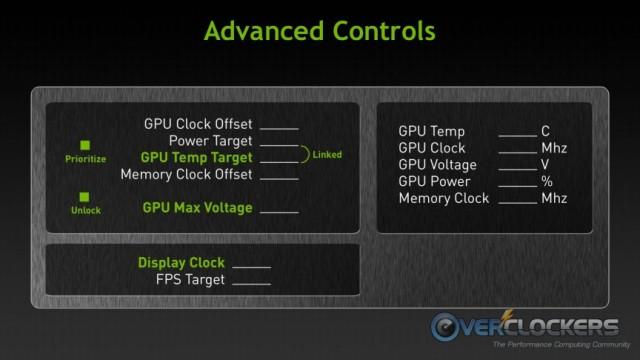 Advanced Controls