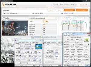 3DMark Firestrike - 24/7 Overclock
