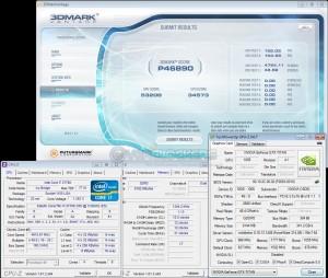 3DMark Vantage - 46890