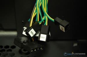 Fan Controller Fan Power Cables