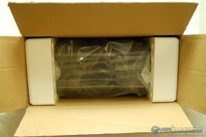 Box Open - Styrofoam Blocks