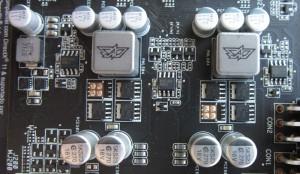 RAM/RAM/PLL Power Section