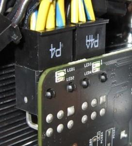 Power Plug LEDs