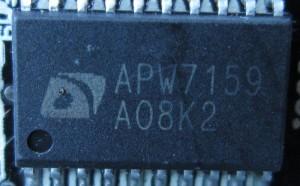 5 V / 3.3 V DC-DC Controller