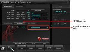 TurboV GPU Boost