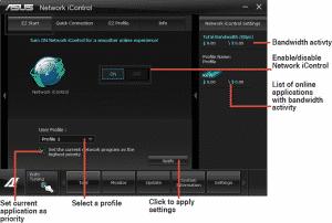 Network iControl EZ Start