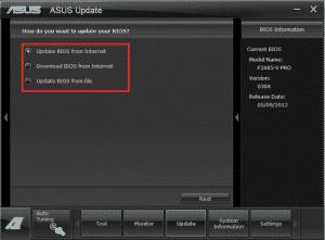ASUS Update
