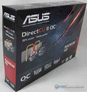 ASUS HD 7790 DirectCU II Box