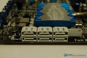 Seven SATA 6 Gb/s Ports