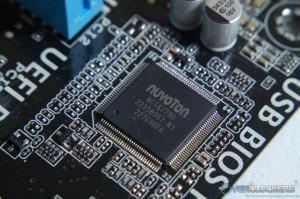 Nuvotron Super I/O IC