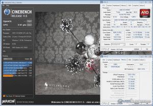 CB R11.5 @ 4.6 Ghz/2400 MHz Mem