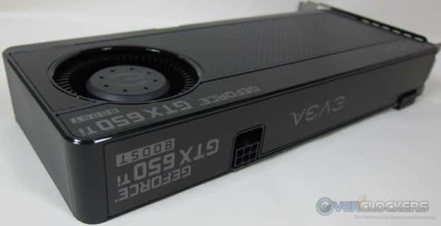 EVGA GTX 650 Ti BOOST SC