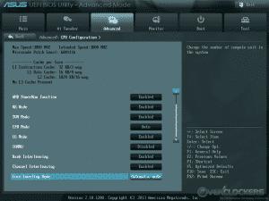 CPU Configuration 2