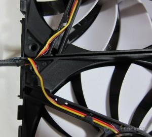 Fan Wires Fixed