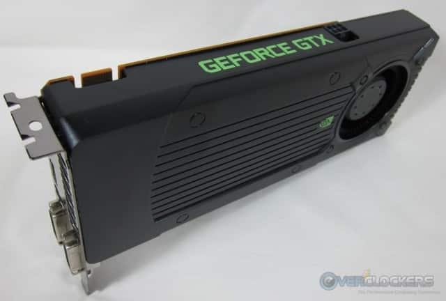 NVIDIA GTX 650 Ti BOOST