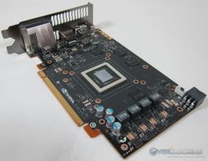 NVIDIA GTX 650 Ti BOOST PCB