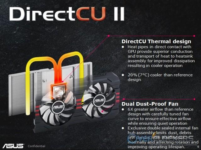ASUS HD 7790 DirectCU II OC Cooler