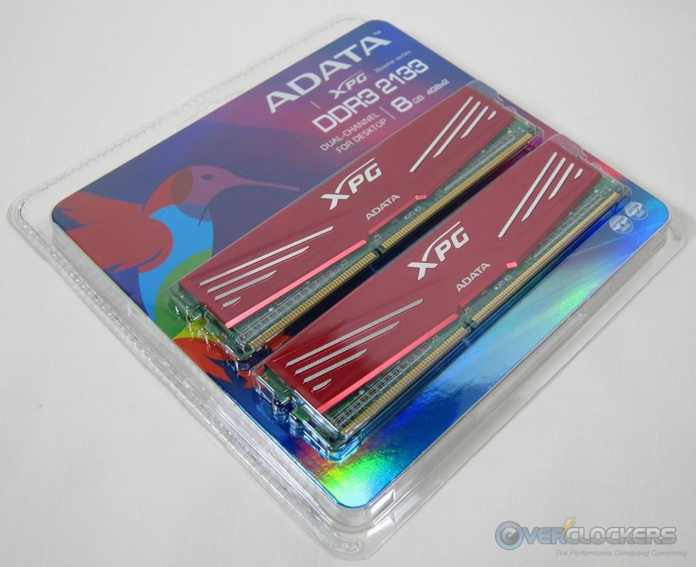 ADATA XPG 2133X CL10