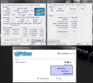 WPrime 32M @ 5.0 GHz