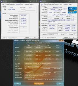 AIDA64 Cache & Mem @ 5.0 GHz