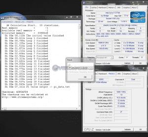 SuperPI 1M @ 5.1 GHz