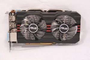 ASUS GTX 650 Ti Boost DirectCU II 2GB