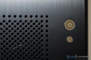 Power/Reset Buttons