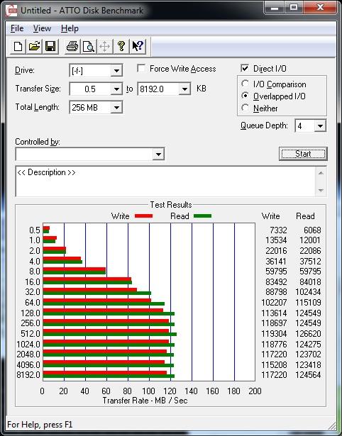 Agility 3 (60GB) - eSATA/USB3