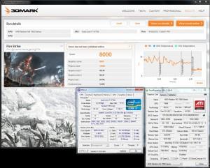 3DMark Firestrike - OC