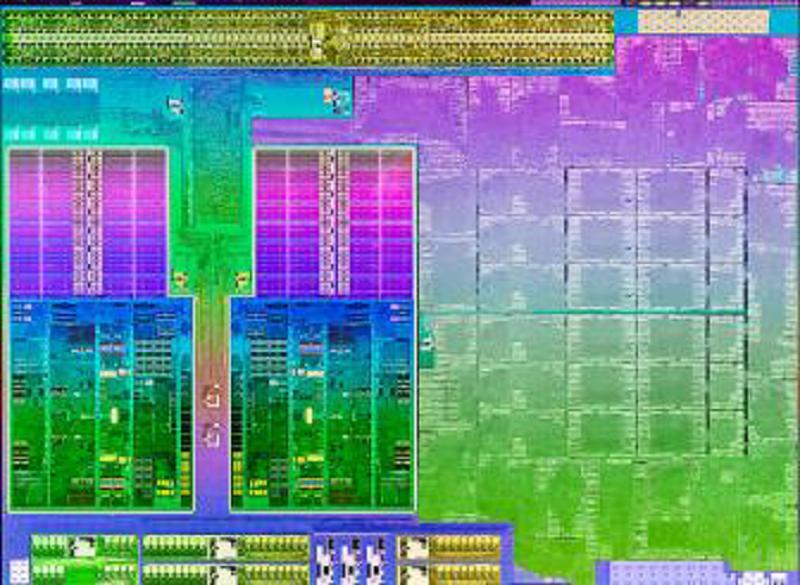 2013 AMD A-Series APU Die