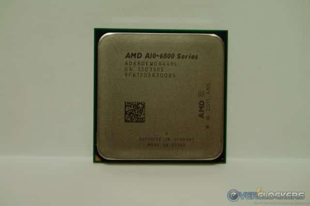 Meet the A10-6800K APU!