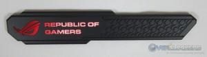 Case Badge Close-Up