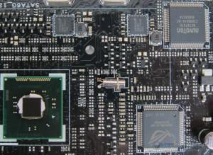 ASMedia SATA & nuvoTon Sensor Controllers