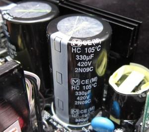 Primary Capacitors by Panasonic