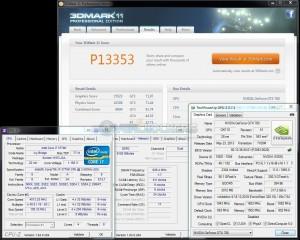 24/7 Overclock - 3DMark 11 - +180 MHz / +350 MHz