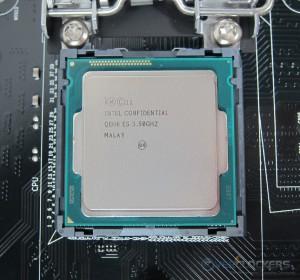 i7 4770K Installed