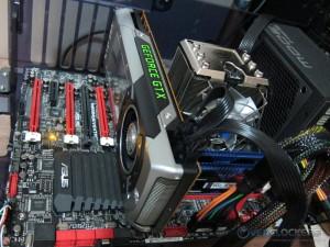 GTX 780 Installed