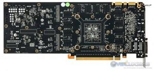 GTX 780 Rear PCB