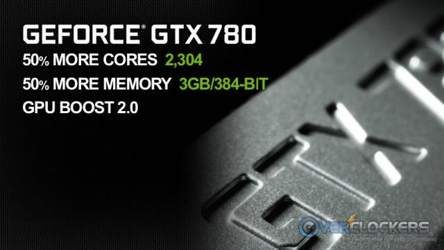 GTX 780 - 50% More