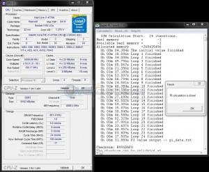 SuperPi 32M @ 5.0 GHz