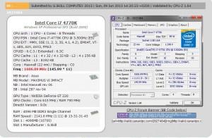 4283.2 MHz Memory!