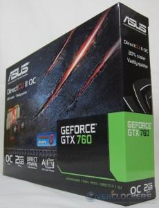 ASUS GTX 760 DirectCU II Box