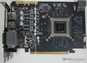 ASUS GTX 760 DirectCU II PCB