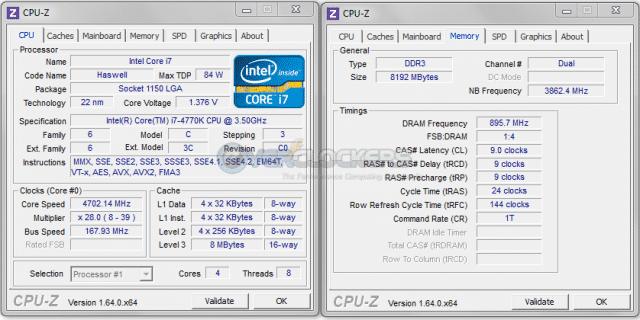 4.7 GHz Using Strap