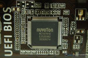 nuvoTon Chip